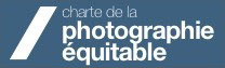 Signataire de la Charte de la Photographie Equitable