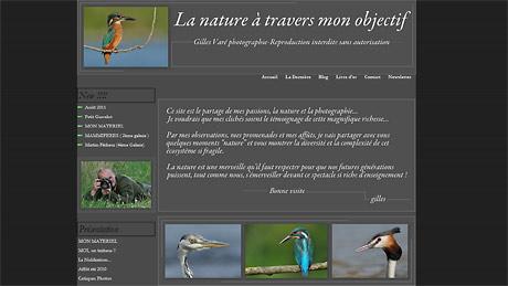 Gilles Varé, la nature à travers mon objectif