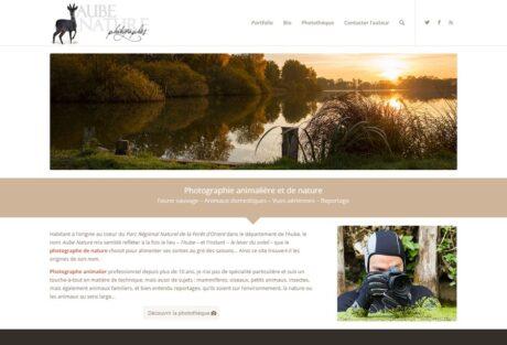Mon site internet, développé avec WordPress