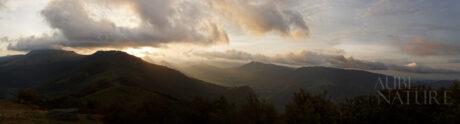 Le Cantal au petit matin